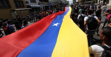 Святейший Отец призвал к миру в Венесуэле