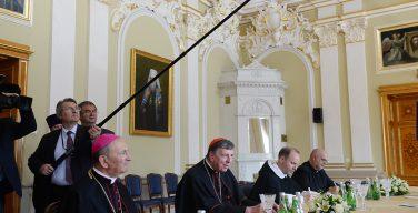 Кардинал Курт Кох о пребывании мощей св. Николая в России
