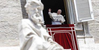 Слово Папы Франциска перед молитвой «Ангел Господень» в 13-е Рядовое воскресенье. Площадь Св. Петра, 2 июля 2017 г.