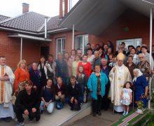Епархиальному Дому пожилых людей – 5 лет!