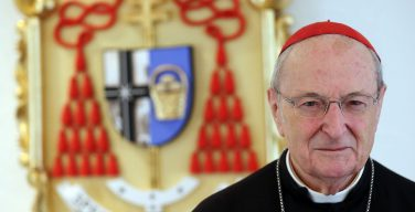 Скончался немецкий кардинал Иоахим Майснер
