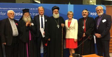 Первоиерархи Ближневосточных Церквей приняли участие в работе Конференции по будущему христиан в Ираке