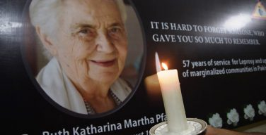 Скончалась Рут Пфау, которую называли «Пакистанской Матерью Терезой»