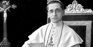 Сто лет посланию Папы Бенедикта XV против «бессмысленной бойни»