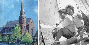 Церковь, в которой венчались Джон и Жаклин Кеннеди, предлагает посетителям специальный тур