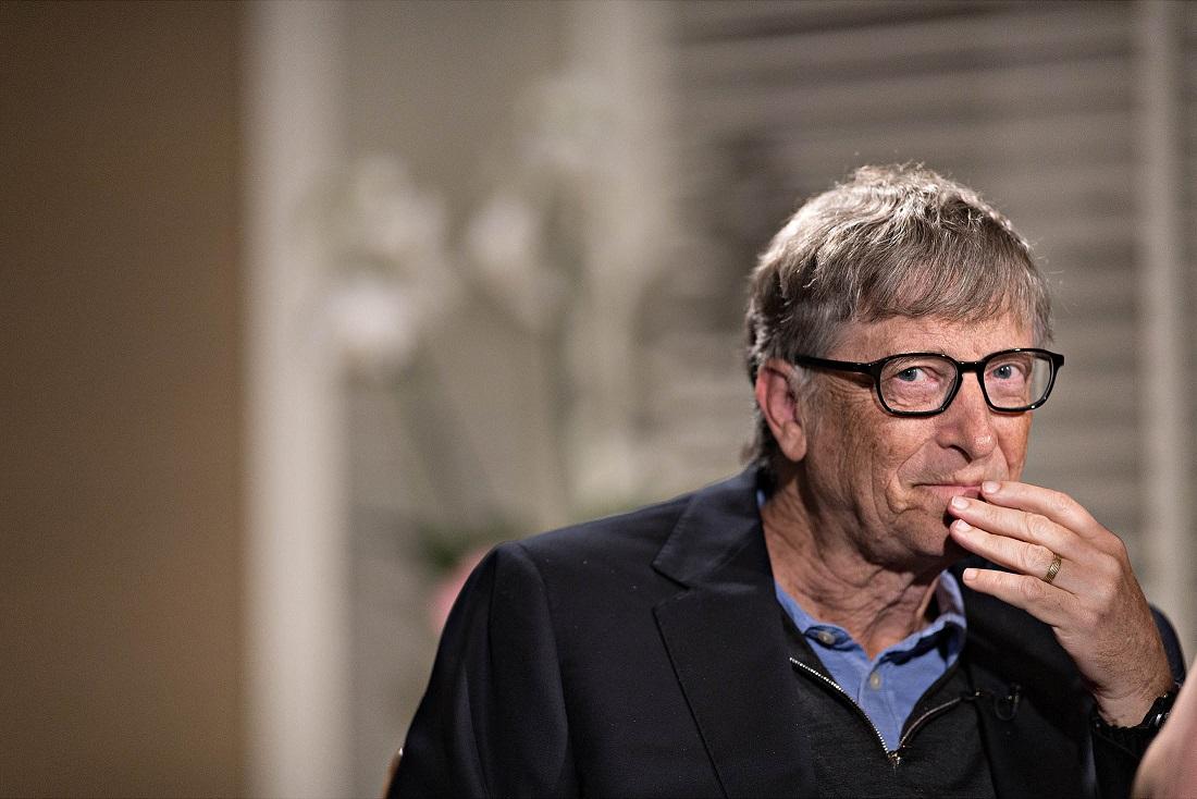 Гейтс отдал 38% своих акций Microsoft на крупнейшее пожертвование за 17 лет
