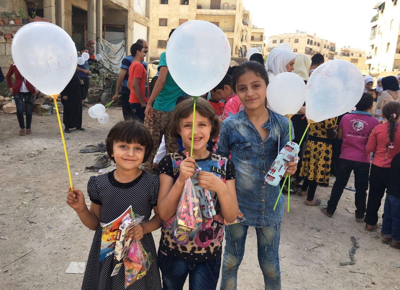 В Алеппо 860 детей отдохнули в летнем католическом лагере