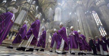 Милан простился с кардиналом Теттаманци, верным свидетелем Христа