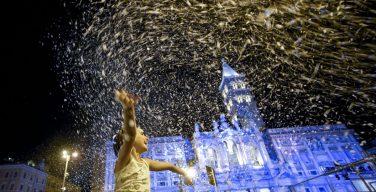 Базилика Санта-Мария-Маджоре воссоздаст чудесный снегопад