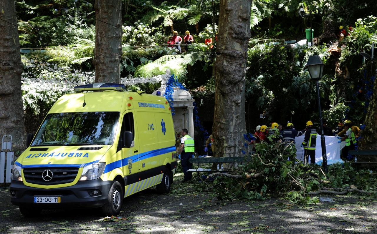 Соболезнования Папы после трагедии на острове Мадейре