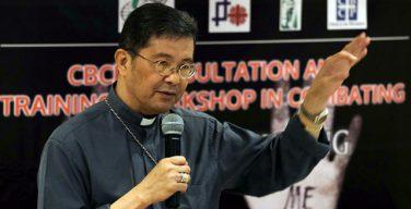 Епископат Филиппин в борьбе с торговлей людьми
