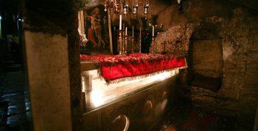 Гефсимания, гробница Богородицы