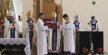 Владыка Иосиф Верт принимает участие в Пастырской конференции Епархии Святого Иосифа в Иркутске
