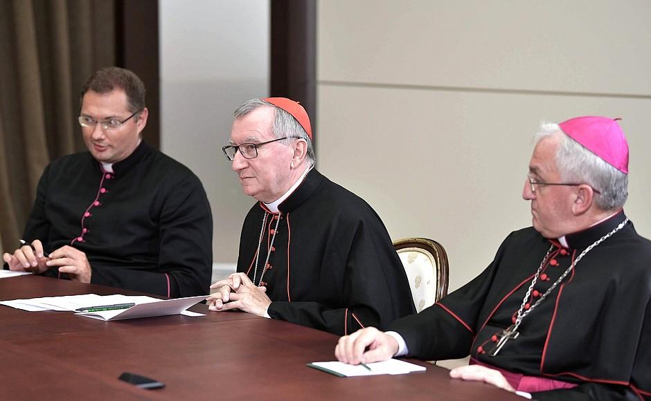 Аналитик: Россия и Ватикан выстраивают отношения на очень длинную дистанцию