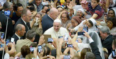 Папа: Божье прощение есть двигатель надежды. Общая аудиенция 9 августа 2017 г.