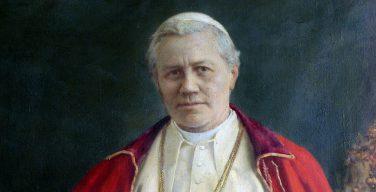 21 августа. Святой Пий X, Папа. Память