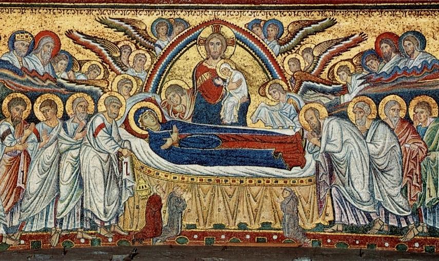 Нунций в Дамаске: праздник Успения Пресвятой Богородицы — большая надежда для Сирии