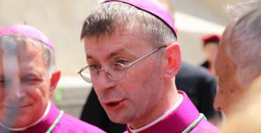 Епископ Эдуард Кава возглавит Секретариат по распределению средств, предоставленных Папой для Украины