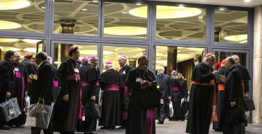 Церковь готовится к Синоду Епископов 2018 года