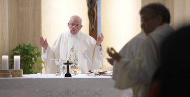 Папа: утешение — это не веселье, а мир Господень