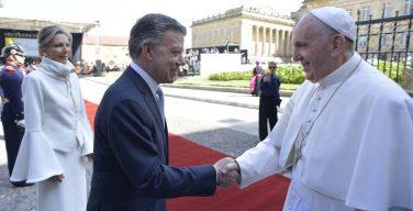 Папа – руководству Колумбии: упорствовать в борьбе, содействуя культуре встречи
