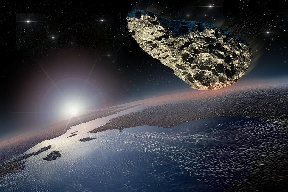 Мимо Земли пролетел крупнейший в истории астероид