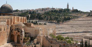 Христиане Иерусалима обвинили Израиль в посягательстве на имущество церквей