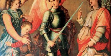 Папа: миссия архангелов — сопровождать людей