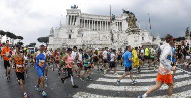 Папа — участникам межрелигиозного полумарафона 'Via Pacis'