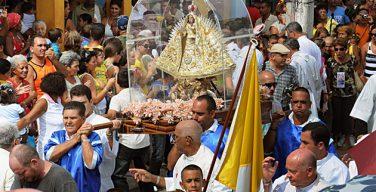 Из-за урагана «Ирма» на Кубе былоотменено традиционное паломническое шествие