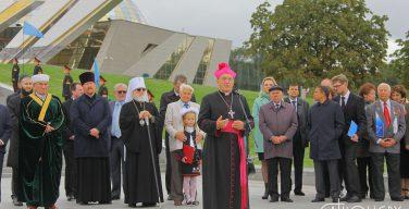 Минск: представители разных вероисповеданий вместе помолились о мире