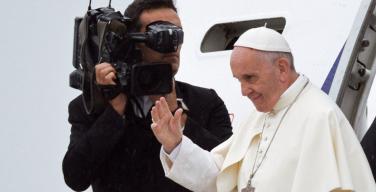 Папа Франциск дебютировал в кинематографе в роли самого себя