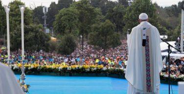 Папа на Мессе в Боготе: да рассеется тьма ненависти и несправедливости
