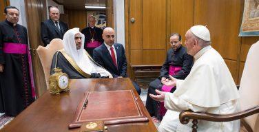 Ватикан создаст совместный комитет соВсемирной исламской лигой