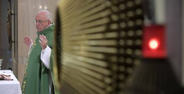 Папа: глубокая связь с Иисусом делает нас свободными