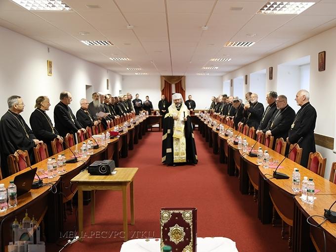 Сформирован новый состав Постоянного Синода Украинской Греко-Католической Церкви