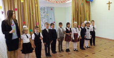 В Католической школе Новосибирска начался учебный год