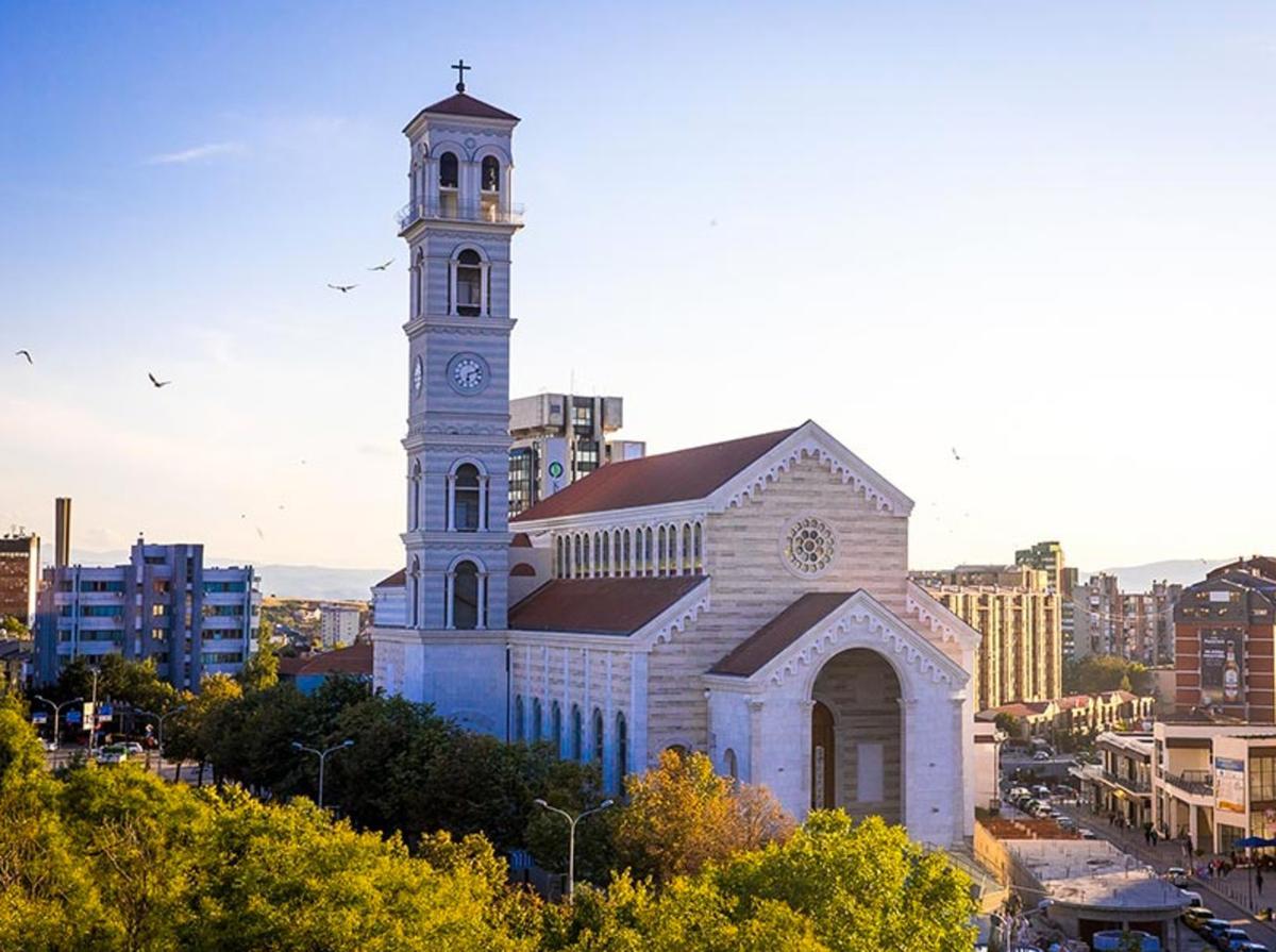 В Косово освящен первый римско-католический собор, посвященный Терезе Калькуттской