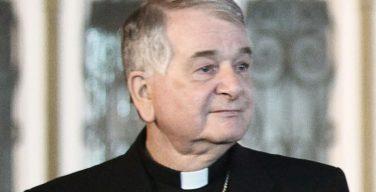 Апостольским нунцием в Италии впервые стал неитальянец