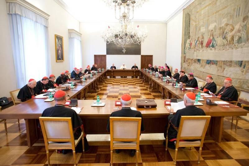 Реформа Римской Курии продвинулась достаточно далеко — секретарь Совета кардиналов