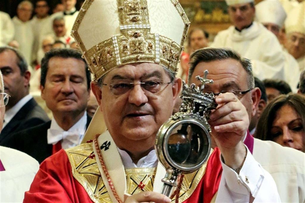 В Неаполе к радости жителей города в очередной раз произошло «чудо святого Януария»