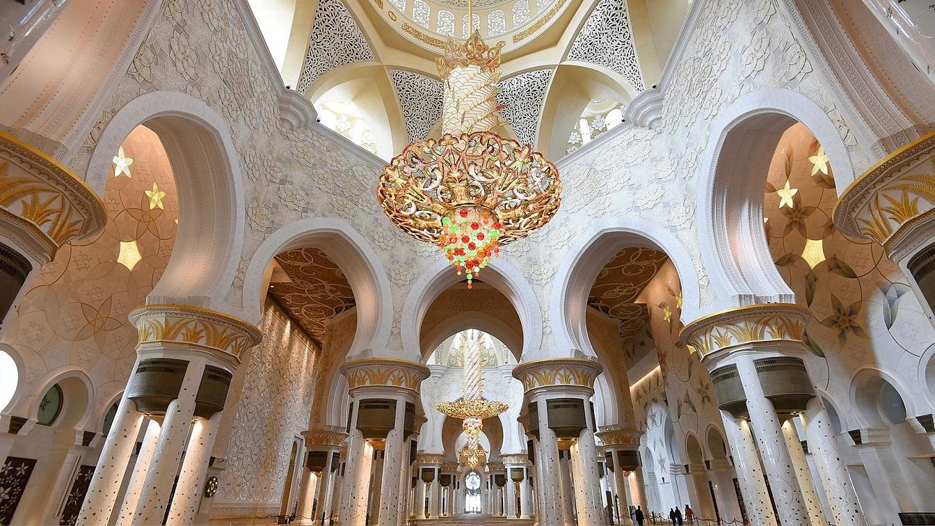 В Объединенных Арабских Эмиратах переименовали мечеть, назвав ее «Мария, Мать Иисуса»