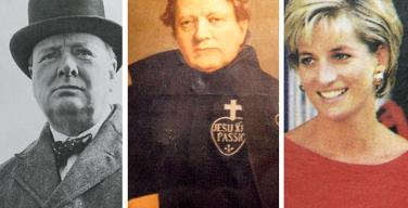 Дядя Уинстона Черчилля и предок принцессы Дианы может стать святым Католической Церкви