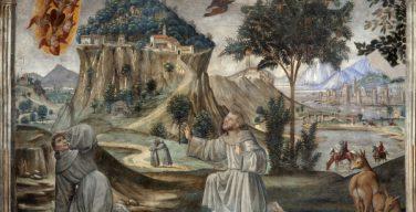 Францисканцы из Ла Верна приглашают всех желающих на ночное бдение