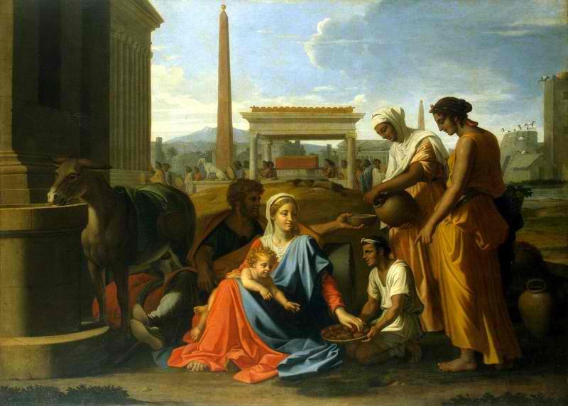 В декабре пройдет официальная экспедиция Ватикана с целью изучения Пути Святого Семейства в Египте