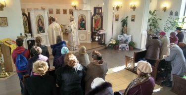 Владыка Иосиф Верт начал свой визит в приходы Южного Кузбасса