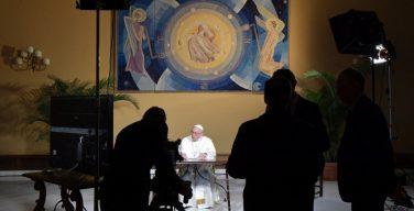 Дополнительные подробности общения Папы Франциска с экипажем МКС (+ ФОТО)