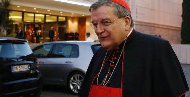 Папа назначил кардинала Бёрка членом Верховного суда Ватикана