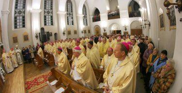 В Минске представлено заключительное послание Совета епископских конференций Европы