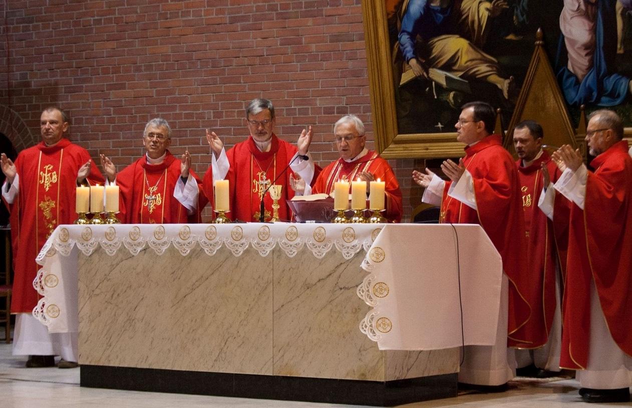 В Новосибирске проходит очередное пленарное заседание Конференции католических епископов России